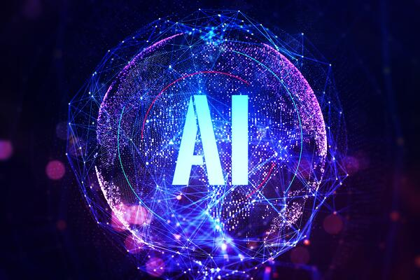 Abstract AI network