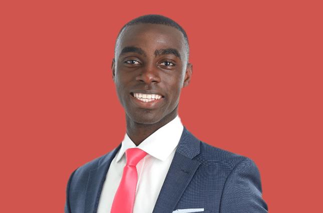 Daniel Acheampong headshot